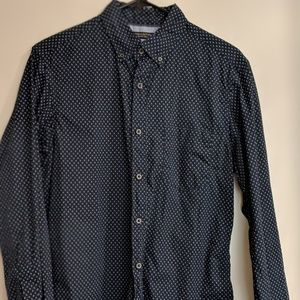 Men's Button Up Dress Shirt, Banana Republic